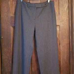 LILLY PULITZER LINED WOOL/SPANDEX TROUSERS~CLASSIC